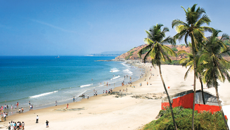 View resorts in Goa